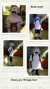 Halloween Craft Books Book Week Costume Diary Of A Wimpy Kid Crafty Pinterest Book