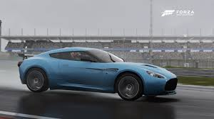 aston martin zagato wallpaper forza motorsport 6 2012 aston martin v12 zagato gameplay vip