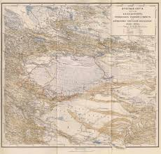 Map Of East Asia by Central Asia East Asia The Gunnar Jarring Central Eurasia