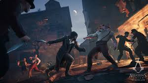 assassins creed syndicate video game wallpapers hunt jack the ripper in assassin u0027s creed syndicate u0027s season pass