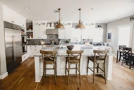 Cement Tile Backsplash by Beautiful Homes Of Instagram Home Bunch U2013 Interior Design Ideas