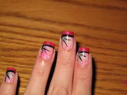 engaging nails design nails tips nails candy french tips gel nail