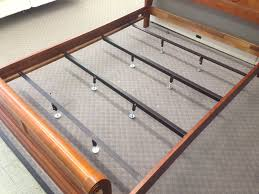 Support Bed Frame Universal Steel Bed Center Support Bars Rails To Brace King