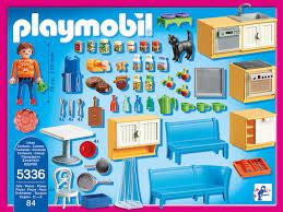 cuisine playmobile playmobil cuisine avec coin repas