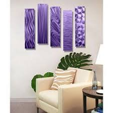 Home Design Programs On Tv Purple Wall Art Is Funky Cute And Currently Trendy You Can See