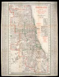 City Of Chicago Map by Daprato Map Of Chicago Showing The Location Of All Catholic