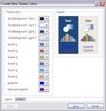 excel color palette and color index change using vba excel u0026 vba