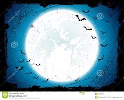 halloween background bats blue halloween background with bats stock vector image 57081452