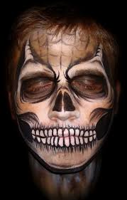 Cool Scary Halloween Costumes Scary Halloween Face Painting Bing Images Body Paint