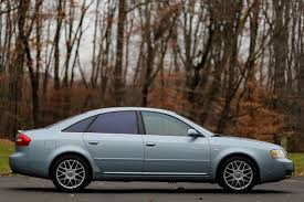 2001 audi a6 review 2001 audi a6 2 7t s line 6 speed german cars for sale