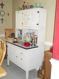 Vintage Enamel Top Kitchen Cabinet by Vintage Hoosier Kitchen Cabinet Enamel Top Flour Sifter Rough