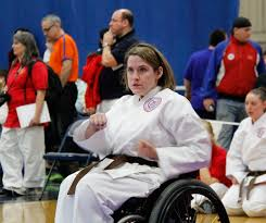 League For The Blind And Disabled Martial Arts For Wheelers New Mobility