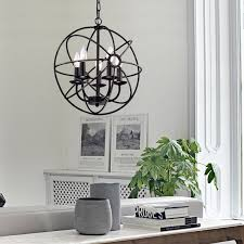 Wood Orb Chandelier Hall Incredible Stylish Grey Wood Chandelier South Of Market With