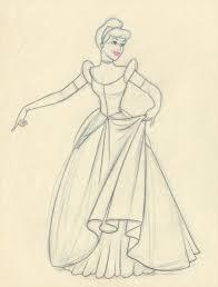 auction howardlowery disney cinderella marc davis animator u0027s