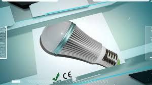 Indoor Solar Lights by Solar Motion Lighting 8 Watt Led Indoor Light Bulb Youtube