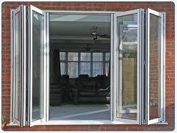 Patio Doors Uk Lovable Exterior Accordion Doors With Folding Exterior Doors Uk