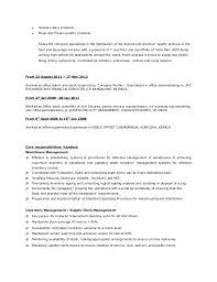 Warehouse Responsibilities Resume Resume For Warehouse Warehouse Worker Resume Example Warehouse