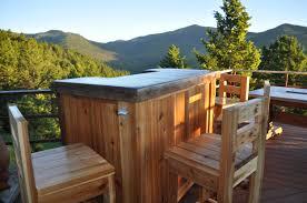 Pallet Furniture Outdoor Bar Pallet Furniture Diy Hexagonal Tree Bench From Wood Pallets 100