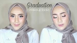 tutorial makeup natural wisuda graduation makeup videos bapse com