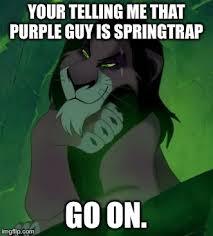 Lion King Meme Maker - you are telling me scar lion king meme generator imgflip