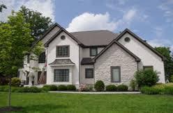 exterior house painting light siding with dark trim exterior