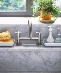Modern Kitchen Organization Ideas And Home Staging Tips For - Kitchen sink area