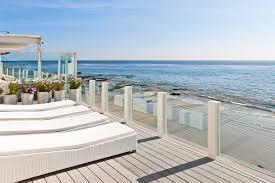 malibu colony cove beach house california los angeles luxury