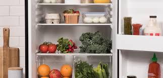 top of fridge storage egg storage freshness food safety eggs ca