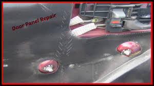 chevy blazer door panel repair youtube