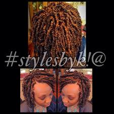spring twist braid hair crochet spring twists nubian twists stylesbyk pinterest
