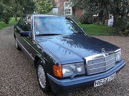 1990 mercedes 190e 1990 mercedes 190e 2 6 auto black http classiccarsunder1000