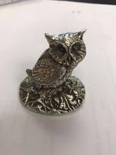 sterling silver owl ornament ebay