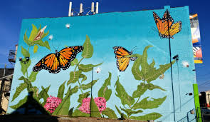 Mural Software by File Insectarium And Butterfly Pavilion Mural Jpg Wikimedia Commons