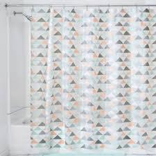Gray And Teal Shower Curtain Buy Vinyl Shower Curtain From Bed Bath U0026 Beyond