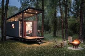 tiny cabin on wheels the wedge a small cabin on wheels wheelhaus