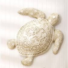 Sea Turtle Bathroom Accessories Resin Turtle Wall Decor Large Large Turtle Art Can Be Indoor Or