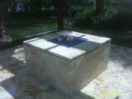 custom outdoor fire pits custom outdoor kitchen and fire pit new for february 2011 in