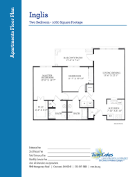 twin towers floor plans apartment homes at twin lakes senior living community life