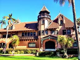 doheny mansion 1899 built by theodore eisen and sumner hunt in