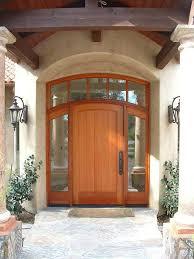 Fiberglass Exterior Doors With Sidelights Fiberglass Entry Doors With Sidelights And Transom