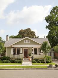 boost your curb appeal with a bungalow look exterior colors