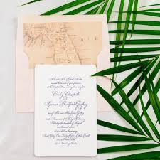 wedding invitations jacksonville fl affordable letterpress wedding invitations ta bay florida bl