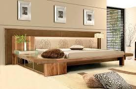 king size platform bed frame eva furniture in best prepare 5