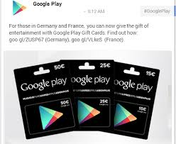 gift cards for play germany and get the gift of play gift cards