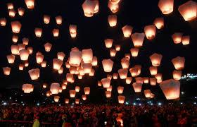 lantern kites the dangers of those magical sky lantern festivals