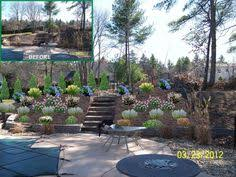Front Yard Landscape Designs In MA Decorative Landscapes Inc - Backyards by design