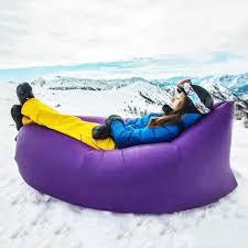 canap gonflable piscine air lit plage chaise longue pour travelling piscine cing canapé