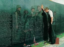 The Vietnam War Memorial By Maya Lin It Does Not Have A Striking - Who designed the vietnam wall