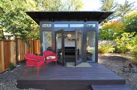 Backyard Cottage Designs by Backyard Office Archives The Loved Home