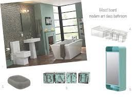 deco style bathroom accessories besides art deco living room